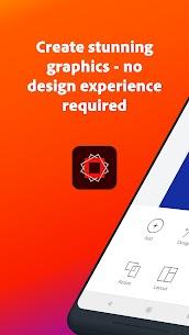 Adobe Spark Post: Graphic Design & Story Templates (MOD, Premium) v4.4.1 1