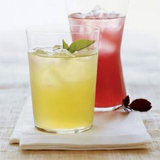 Basil Lemonade.