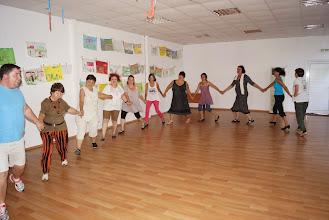Photo: Семинар за разучаване на  български народни хора, етнография и песни от Пирина.
