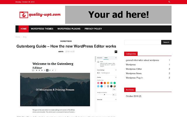 Wordpress news and Tutorials