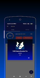 120X Game Booster Pro 3
