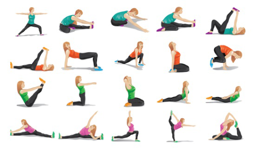 Yoga Exercises For Beginners Screenshot Thumbnail