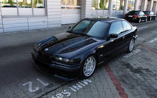 BMW 323i Coupe Rent Bratislava