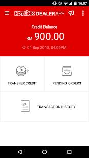 DealerApp - náhled