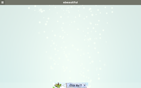 ebeautiful- miniatura screenshot