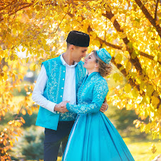 Wedding photographer Sveta Sukhoverkhova (svetasu). Photo of 15.12.2017