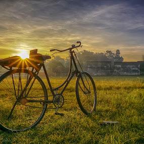 by Charles Mawa - Transportation Bicycles ( charlesmawa, bicycle,  )