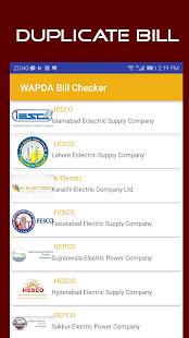 Online Wapda Bill Checker & Duplicate Bijli Bill – Apps on Google Play