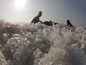 Photo: water happiness