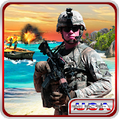 US Navy Army Seal Commando Sniper 3D game
