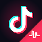 Tik Tok - including musical.ly icon
