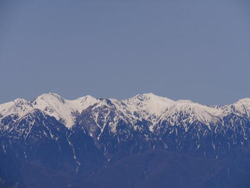 南駒ヶ岳・空木岳など