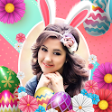 Easter Photo Frames: Face In Hole Photo App icon