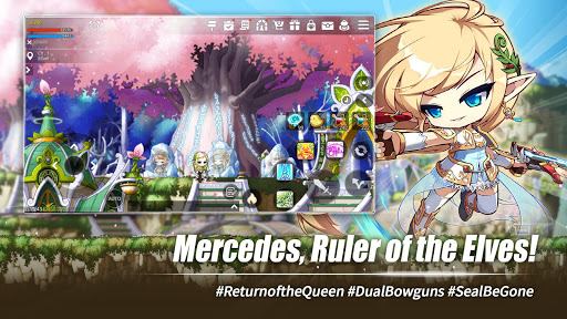 MapleStory M - Open World MMORPG - screenshot