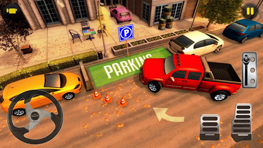 Modern Car Parking Simulator - Car Driving Games filehippodl screenshot 10