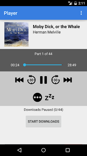 Audiobooks screenshot 3