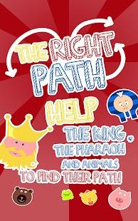 The Right Path- screenshot thumbnail