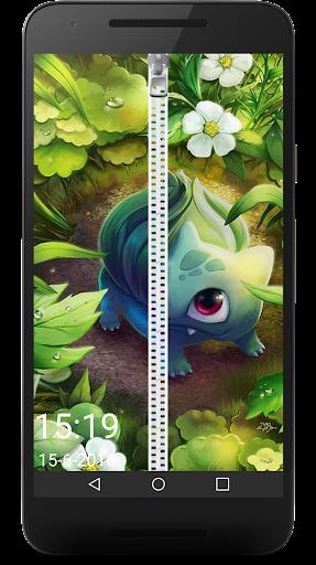 Lock Screen Pokemon