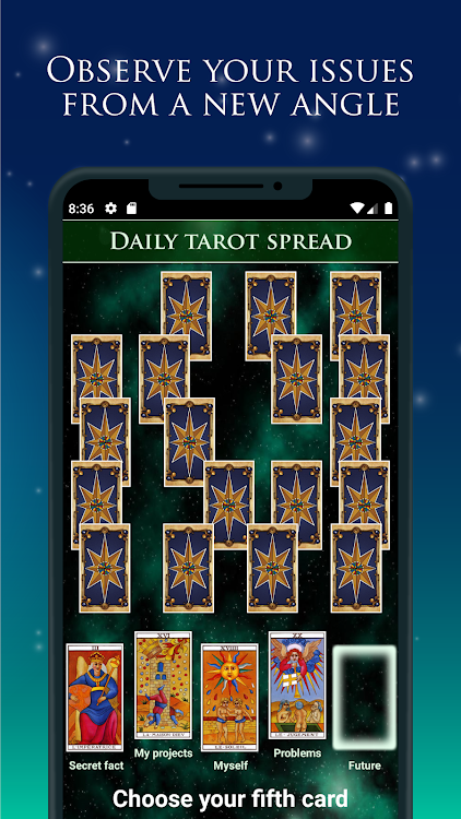 Tarot of Money & Finance - Free Tarot Card Reading – (Android Apps