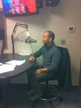 Photo: Lawrence Loh at WICC - Tony Reno in the Morning Show