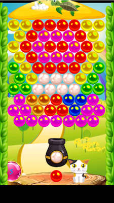 Tom Bubble Shooter - screenshot