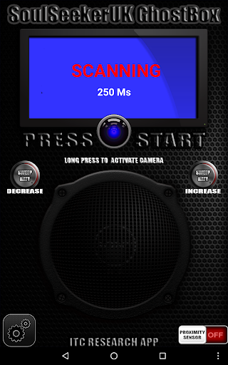 SoulSeekersUK Ghost Box screenshot