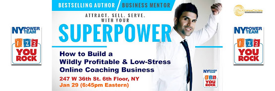 How to Build a Wildly Profitable & Low-Stress Online Coaching Business With Your Unique Superpowers