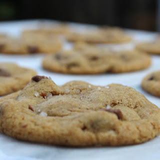 Soft Chewy Brown Butter Chocolate Chip Cookies
