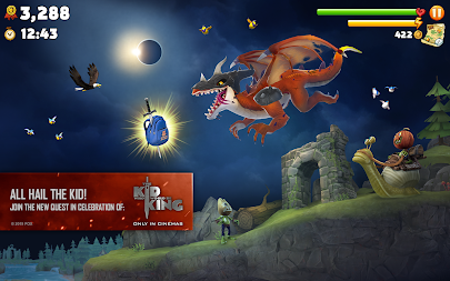 Hungry Dragon™ APK screenshot thumbnail 15