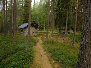 Photo: Finnish border guard station