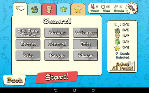 Move-it! Charades (Mexa-se!) 2.3.9 screenshots 9