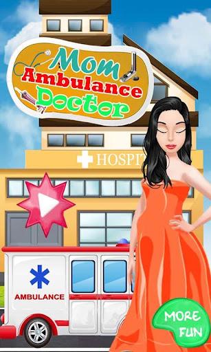 媽媽救護醫生遊戲
