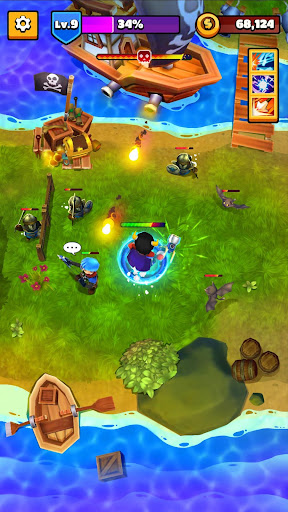 Epic Witcher Hero 1.2.2 screenshots 15