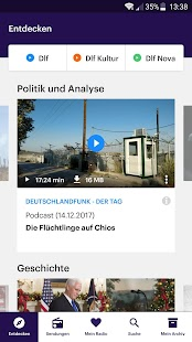 Dlf Audiothek - náhled