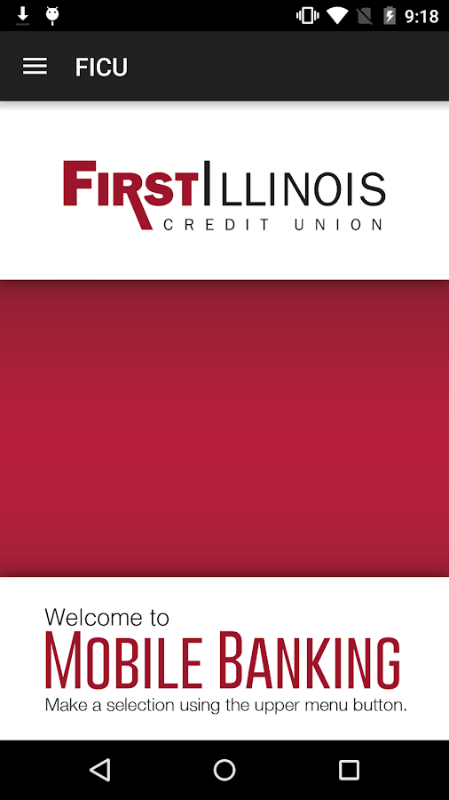 First Illinois Credit Union- screenshot