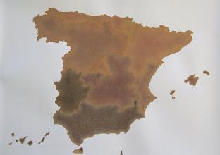 Photo: MAPA DE POBREZA EN ESPAÑA 2010