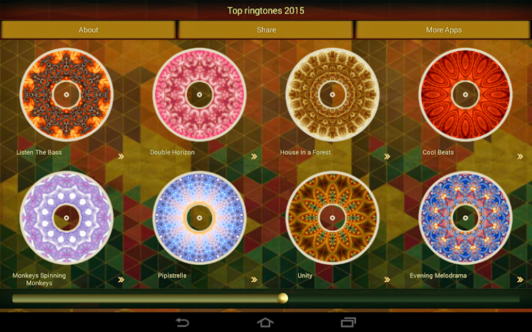 android Top Klingeltöne 2015 Screenshot 0