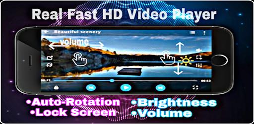 Приложения в Google Play – Real video Player 4k <b>HD</b> Player-For ...