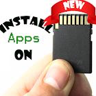 Instalar aplicaciones en su administrador  tarjeta icon
