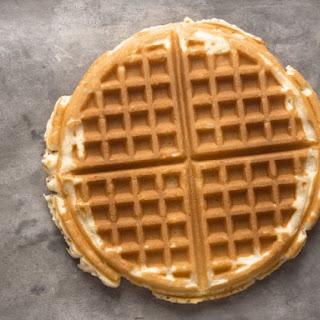 Shortbread Waffles.