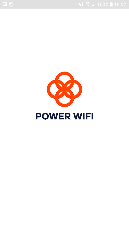 Power WiFi – скриншот