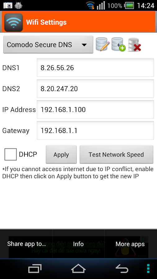 How to Change DNS Settings on Android Devices (WiFi and Cellular)