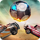 Rocket Car Ball icon