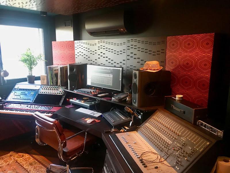 Nieuwe studio voor Selah Sue