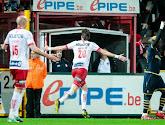 KV Kortrijk verwijst Antwerp naar plaats zes