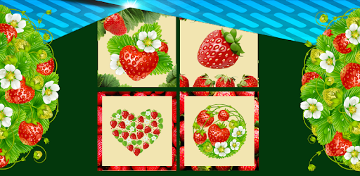 Foto Strawberry Kolase Aplikasi Di Google Play