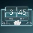 3D Flip Clock Theme Pack 04 icon