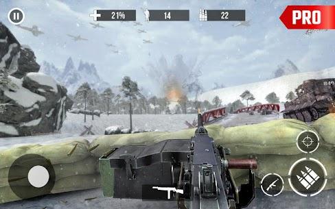 Call of Sniper Pro Apk: World War 2 Sniper Games 5