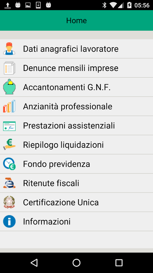 Cassa Edile Macerata- screenshot