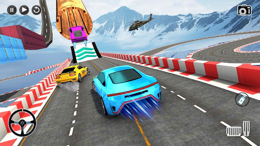 Impossible Stunt Space Car Racing 2019 1.14 screenshots 1